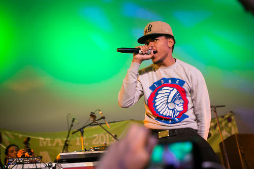 Chance The Rapper Manifest