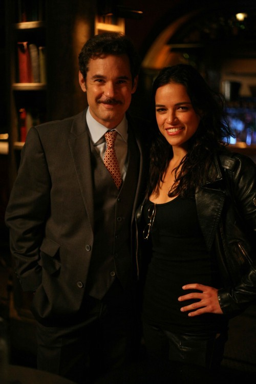 Michelle Rodriguez Speakeasy