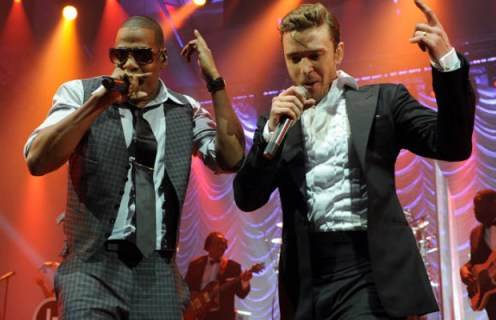 Jay Z Justin Timberlake Holy Grail Video