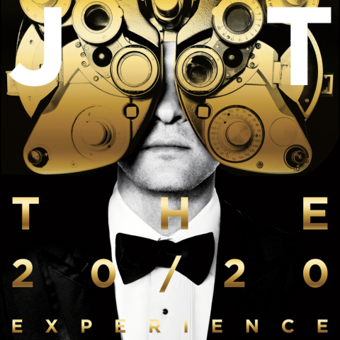 Justin Timberlake The 20 20 Experience 2 of 2 tracklist
