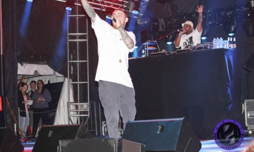 Mac Miller at North Coast 2013