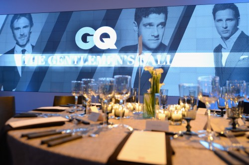 The 2013 GQ Gentlemen's Ball Presented By BMW i, Movado, And Nautica - Red Carpet