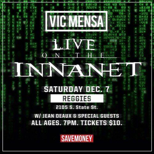 Vic Mensa Reggie's