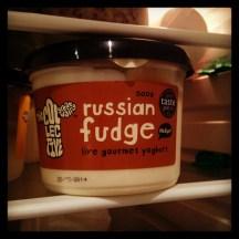 I'm a yogurt addict