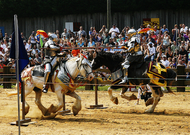 8 Must See Summer Festivals Near DC: Maryland Renaissance Festival