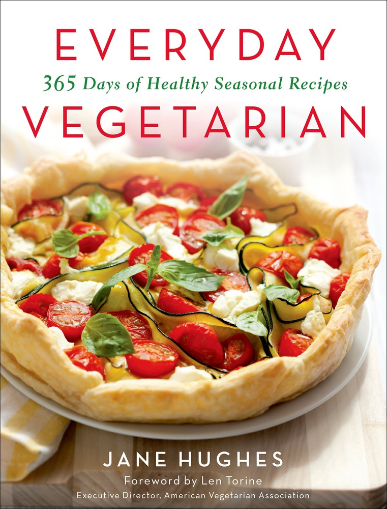 Everyday Vegetarian by Jane Hughes