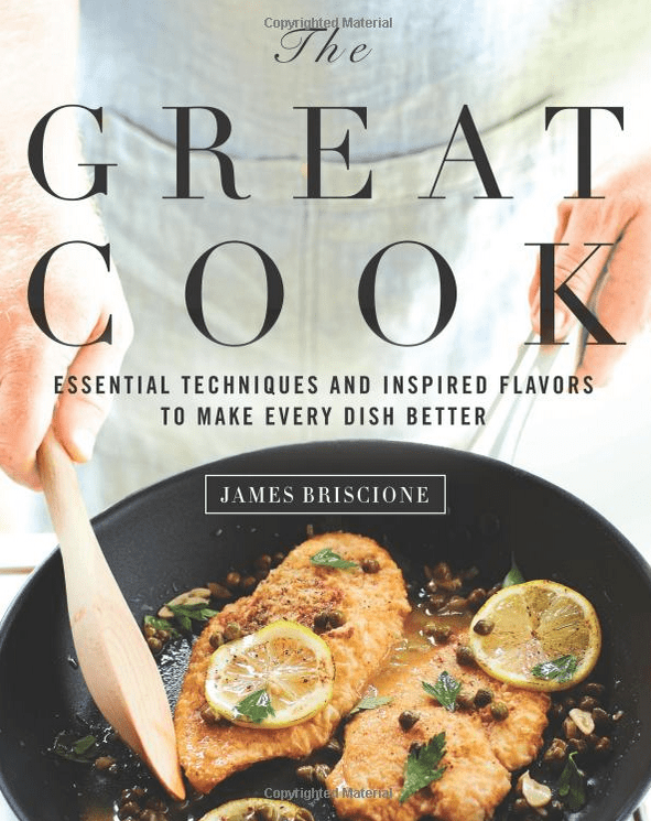 The Great Cook by James Briscione