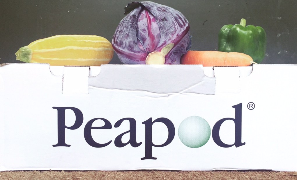 Peapod: the grocery delivery service helping busy people live happily!