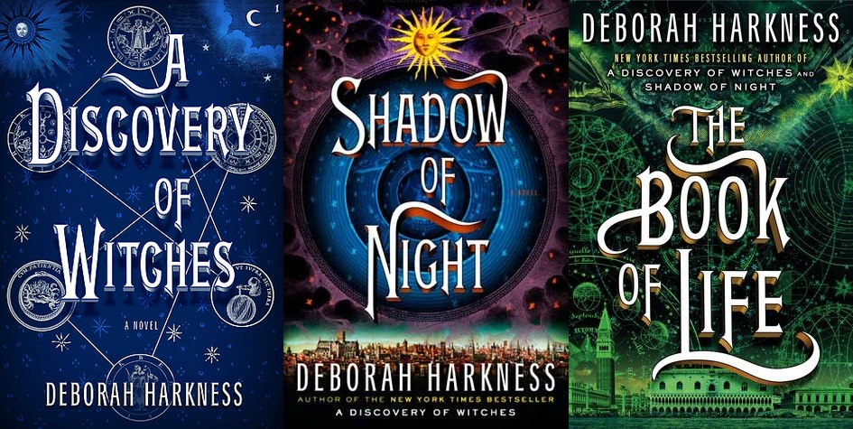Fun Books To Read: All Souls Trilogy