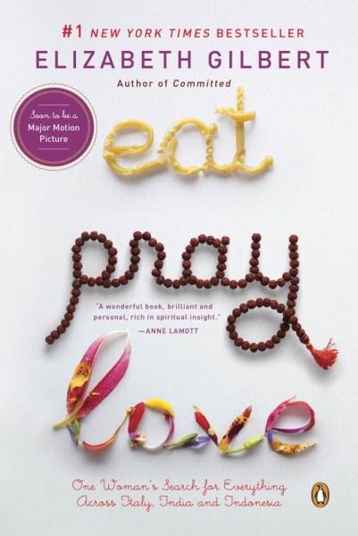 Fun Books To Read: Eat, Pray, Love