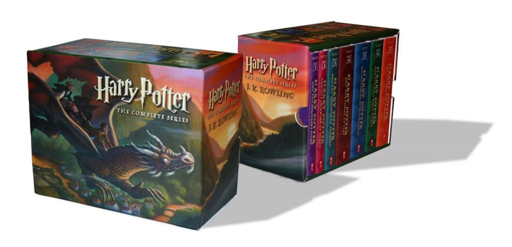 Fun Books To Read: Harry Potter Series