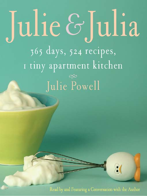 Fun Books To Read: Julie & Julia