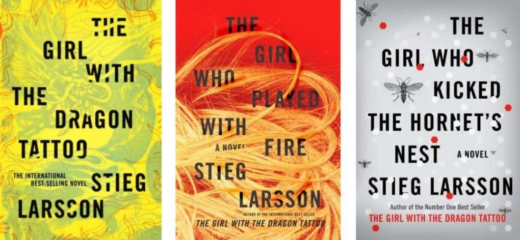 Fun Books To Read: Millennium Trilogy by Stieg Larsson