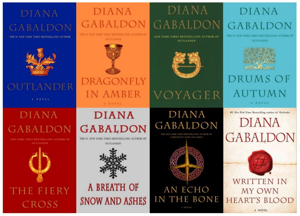 Fun Books To Read: Outlander Series