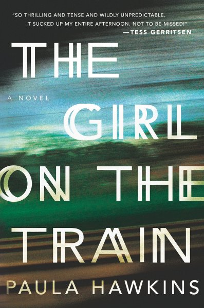 Fun Books To Read: The Girl on the Train