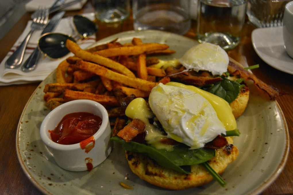 Brunch Spots in DC and Maryland: Vintage in New Market, MD