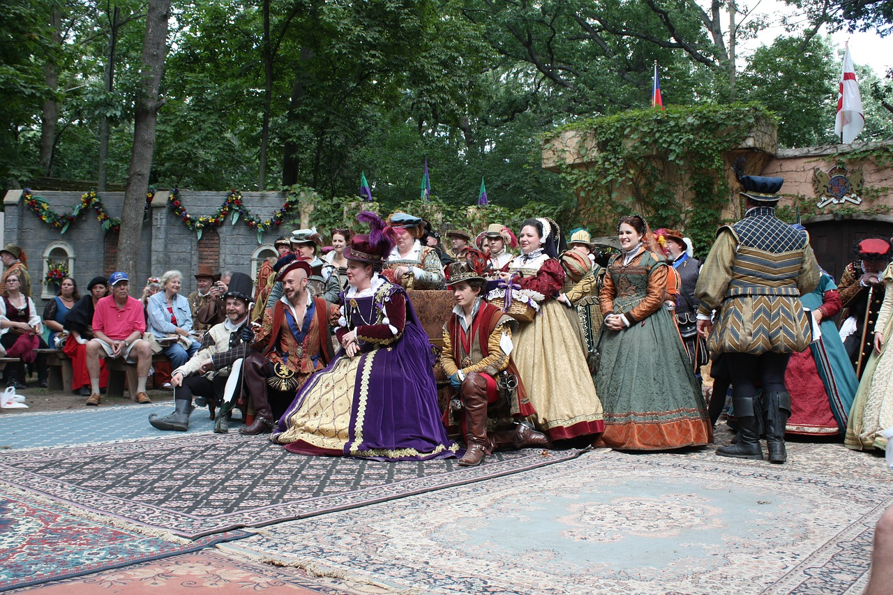 Renaissance Fairs: 20 Things To Know About The Maryland Renaissance Festival