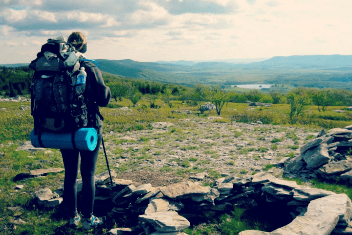 Backpacking the Dolly Sods Wilderness in West Virginia