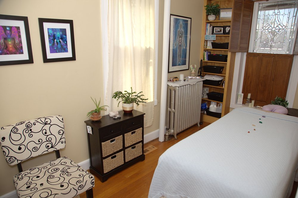 The Many Benefits Of Regular Massage Therapy: A room at Seven Embers Healing in Frederick, MD