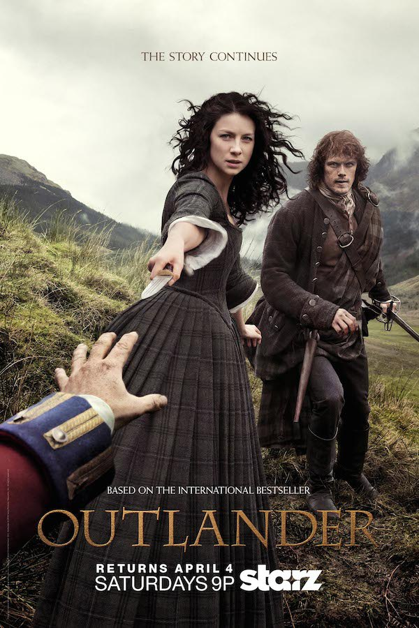10 Reasons Why You Should Begin The Outlander Series