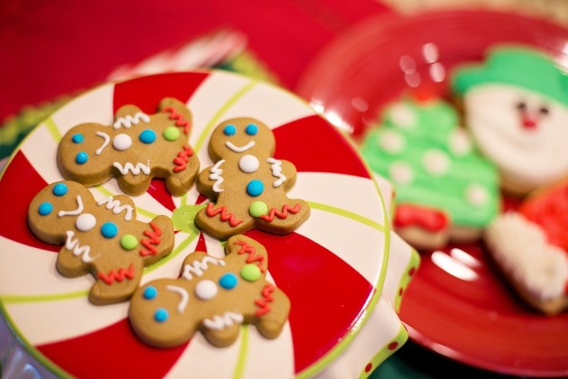 25 Easy Christmas Cookie Recipes
