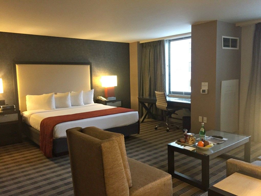 Avenue Suites in Georgetown is the perfect place to stay when you're visiting Washington D.C.! The rooms are super spacious!