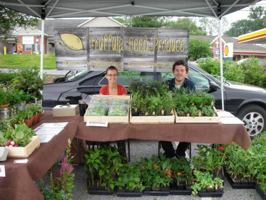 Eating Local: Meet your local farmers at the farmers' market!