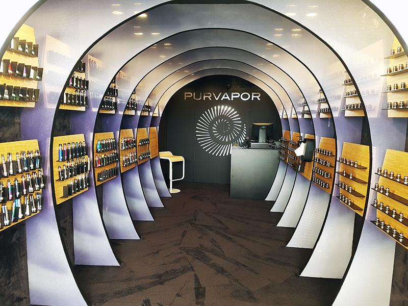 Purvapor ouvre sa deuxième boutique de e-cigarettes à Annecy