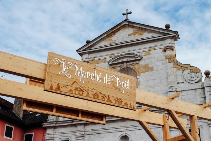 Marché de Noël 2019 à Annecy