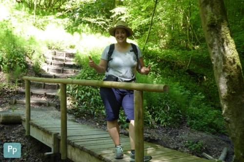 Brücke über den Tobelbach
