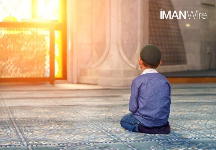 bolehkah membawa anak kecil ke masjid