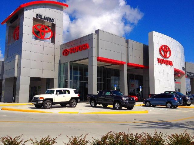 Dealer Toyota Madiun