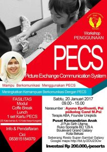 workshop PECS