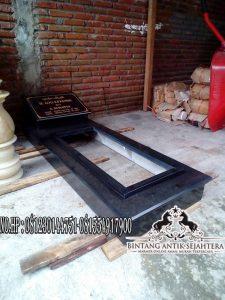 Makam Trap 1 Marmer | Pabrik Makam Tulungagung