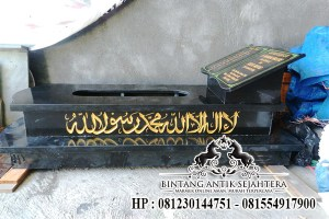 Makam Batu Alam, Harga Makam Marmer di Jakarta