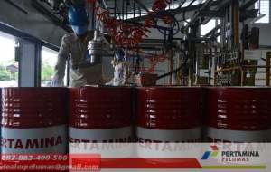 pertamina Supplier Oli Pertamina TURBO LUBE 68