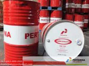 pertamina Supplai Distributor Oli Pertamina Di Jakarta Barat