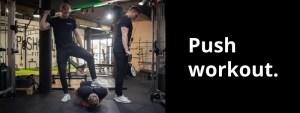 Zo stel je jouw eigen push-training samen!