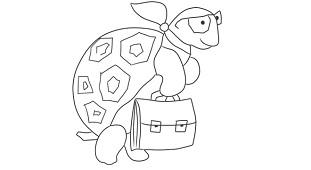 Муравей Вопросик и Мудрая Черепаха