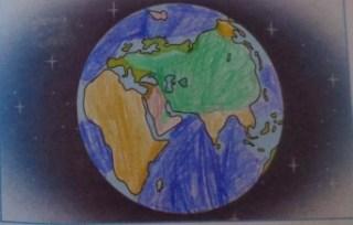 Как раскрасить нашу планету