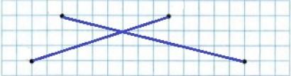 Урок 4 Пересекающиеся и параллельные прямые 4
