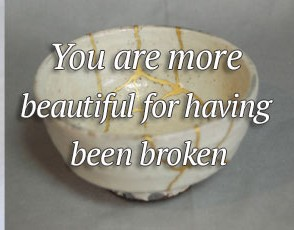 Image result for Beauty in the Broken