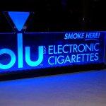 Blu ecigarettes campaign