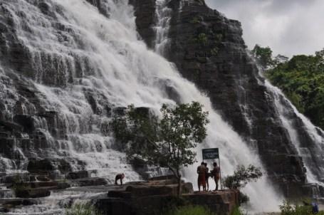 Tirathgarh in Monsoon