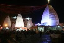 Baidyanath Dham temple - night view