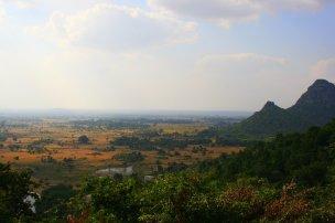 View from Trikut Pahar