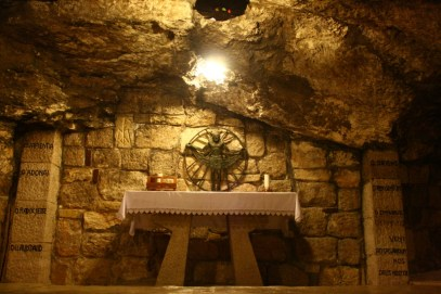 St Jerome's Grotto