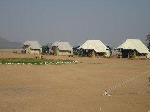 Camps of Satkosia Sands Resorts