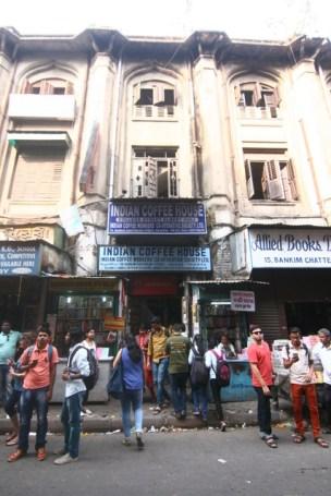 The Indian Coffee House, Kolkata