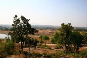 View from Nandan Pahar